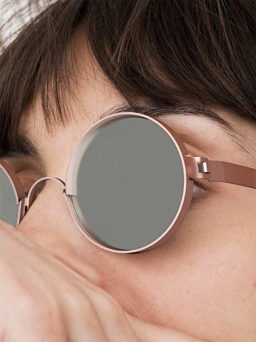 Ganzes Brillengestell aus einer Lage Metall FRAME-eyeglasses_04