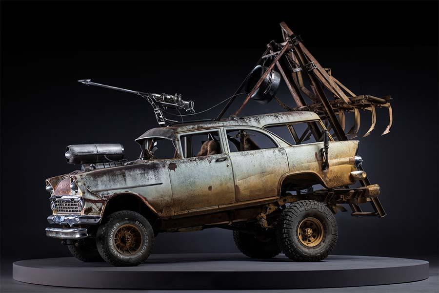 Die Fahrzeuge aus Mad Max: Fury Road, bevor sie zerschrottet wurden Mad-Max-Fury-Road_Cars_Before-the-dirt_08