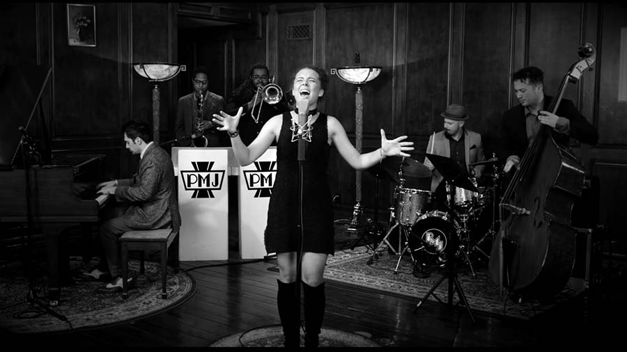 Nothing Else Matters: Smoothes Jazz-Cover Nothing-Else-Matters-Postmodern-Jukebox-ft.-15-Year-Old-Caroline-Baran