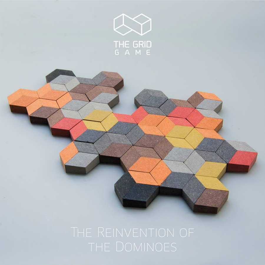 'The Grid Game' erfindet das Dominospiel neu The-Grid-Game_02