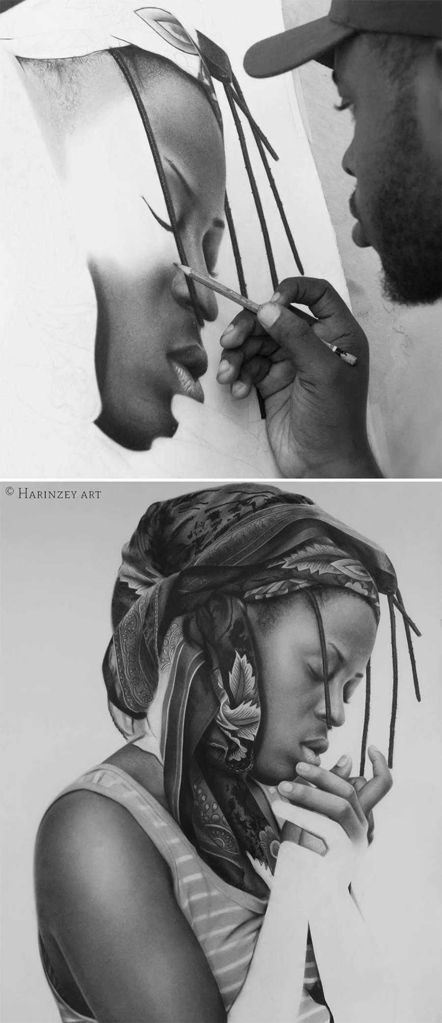 Zeichnungen: Arinze Stanley arinze-stanley_07