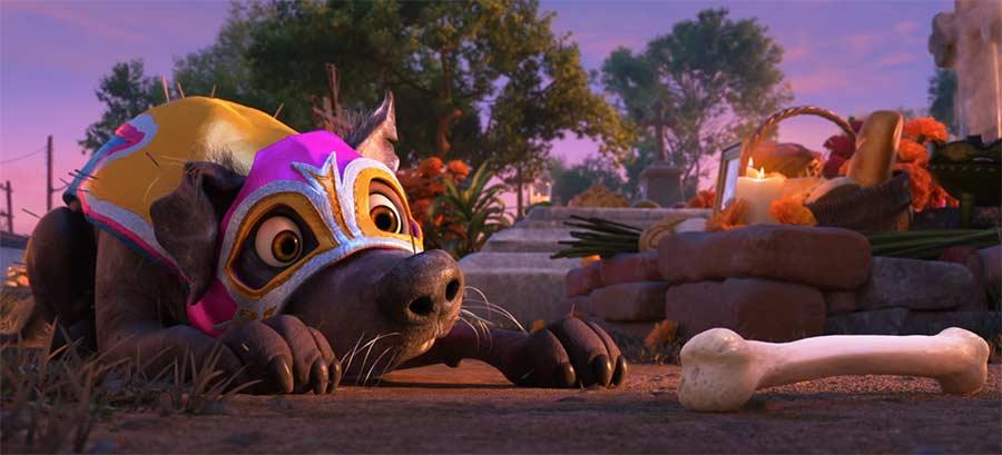 Neuer Pixar-Kurzfilm: Dante's Lunch