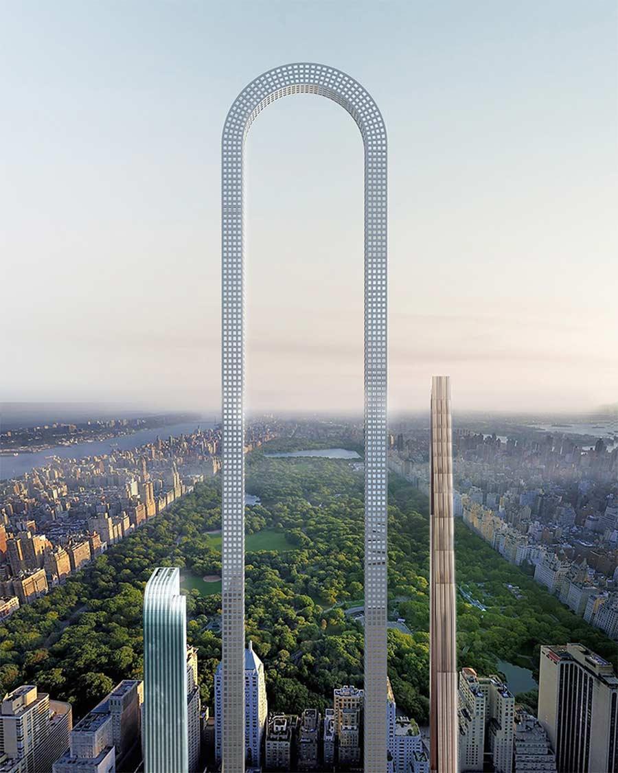 New York City soll ein gebogenes Hochhaus bekommen the-big-bend_01