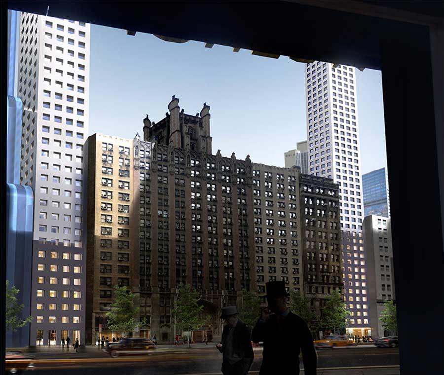 New York City soll ein gebogenes Hochhaus bekommen the-big-bend_03