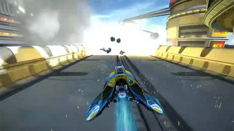 Neues WipEout-Spiel kommt auf die PS4! wipeout-omega-collection