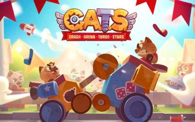 Mobile Game-Tipp: C.A.T.S.: Crash Arena Turbo Stars