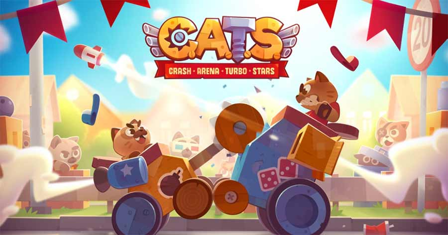 Mobile Game-Tipp: C.A.T.S.: Crash Arena Turbo Stars CATS_Crash-Arena-Turbo-Stars_01