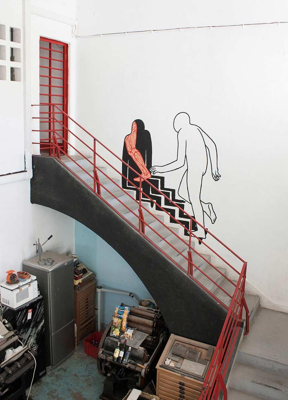 Verspielte Murals von Daan Botlek Daan-Botlek_03