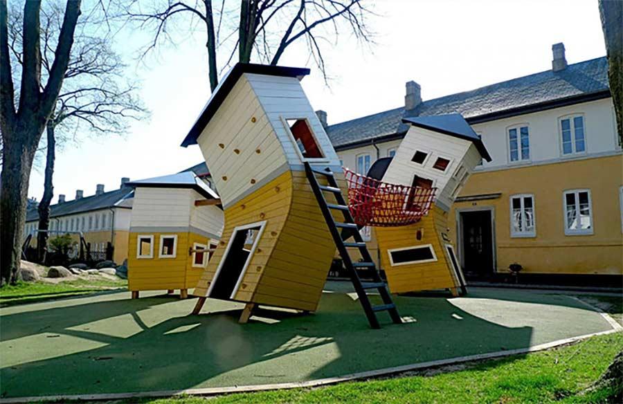 Super-originelle Kinderspielplätze von MONSTRUM