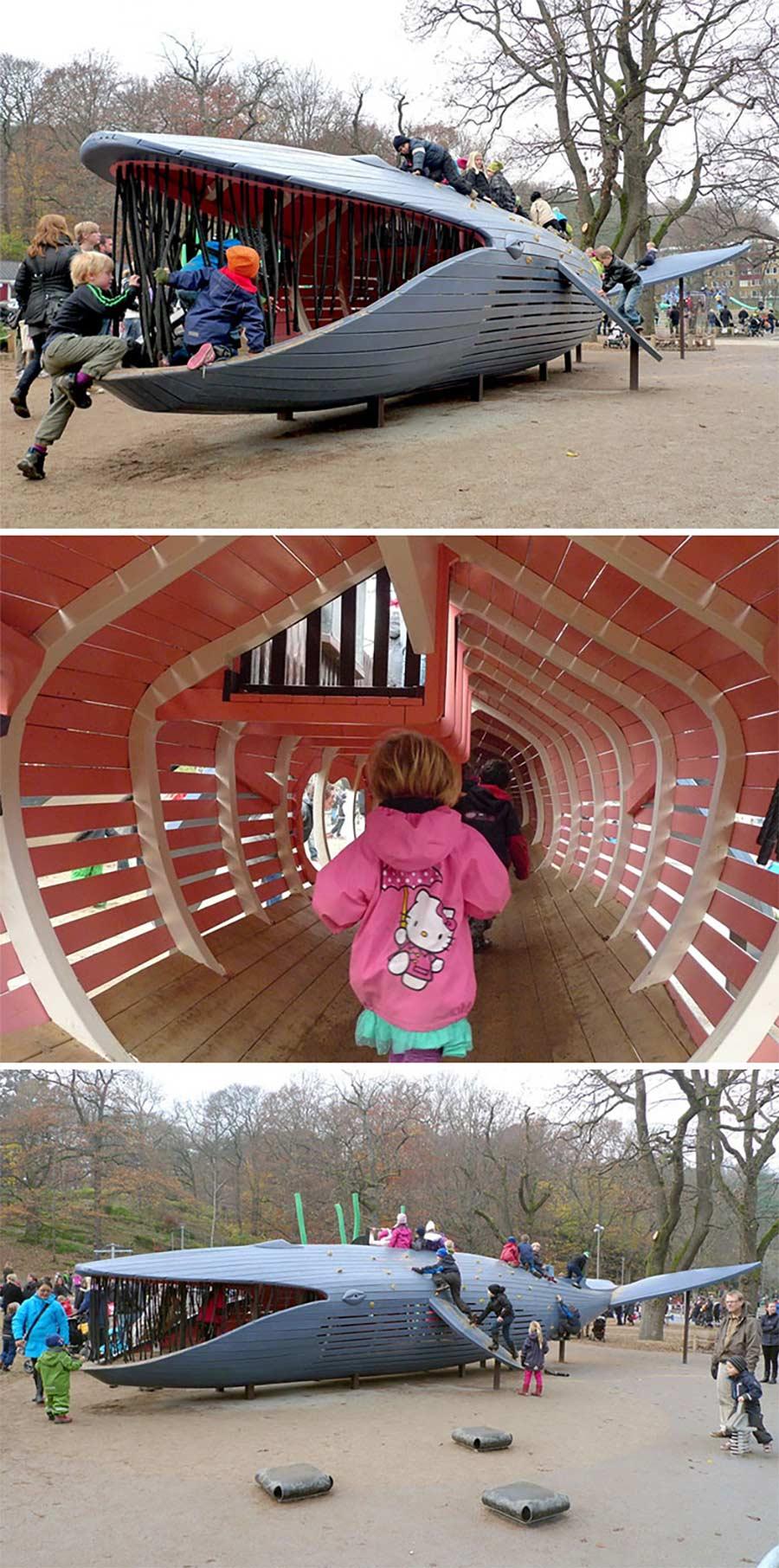 Super-originelle Kinderspielplätze von MONSTRUM Danish-Playgrounds_04