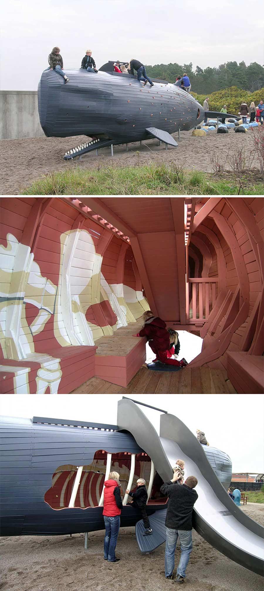 Super-originelle Kinderspielplätze von MONSTRUM Danish-Playgrounds_06