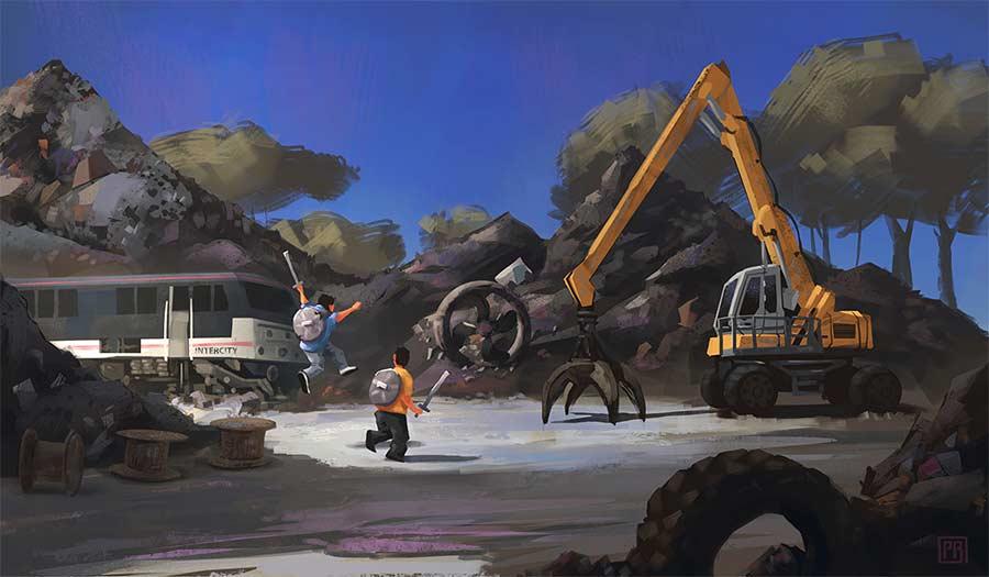 Digital Paintings: Peter Bartels Digital-Paintings_Peter-Bartels_05