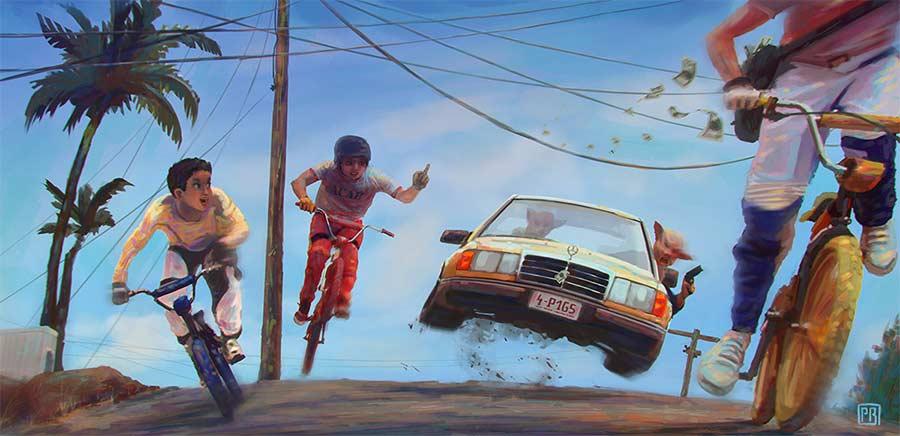 Digital Paintings: Peter Bartels Digital-Paintings_Peter-Bartels_08