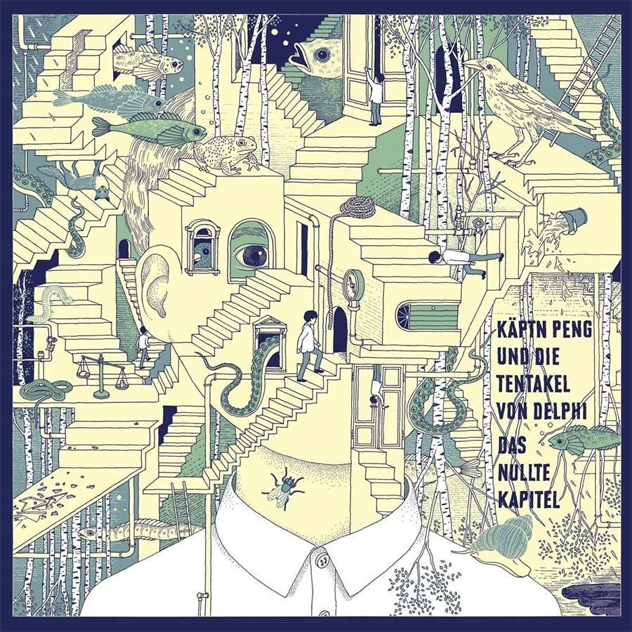 Neues Album von Käptn Peng & Die Tentakel von Delphi