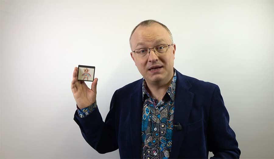 Eine Hommage an die MiniDisc