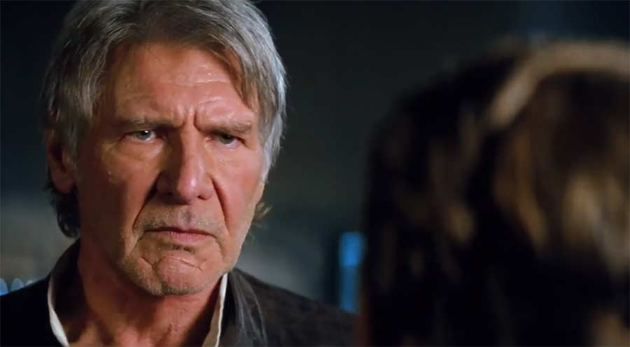 A Bad Lip Reading: The Force Awakens