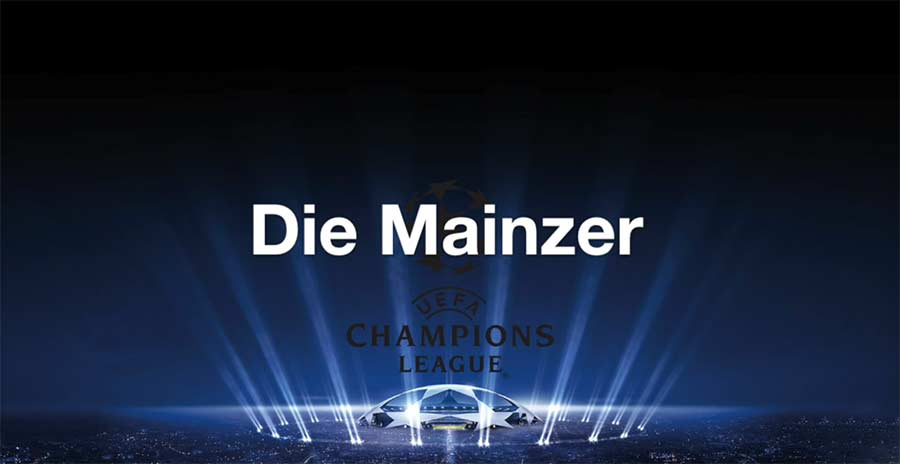 Verhört: Champions League-Hymne