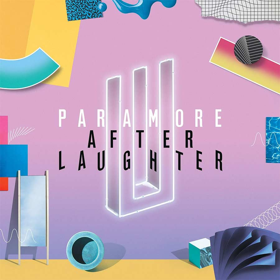 Paramore - Hard Times paramore-after-laughter-cover