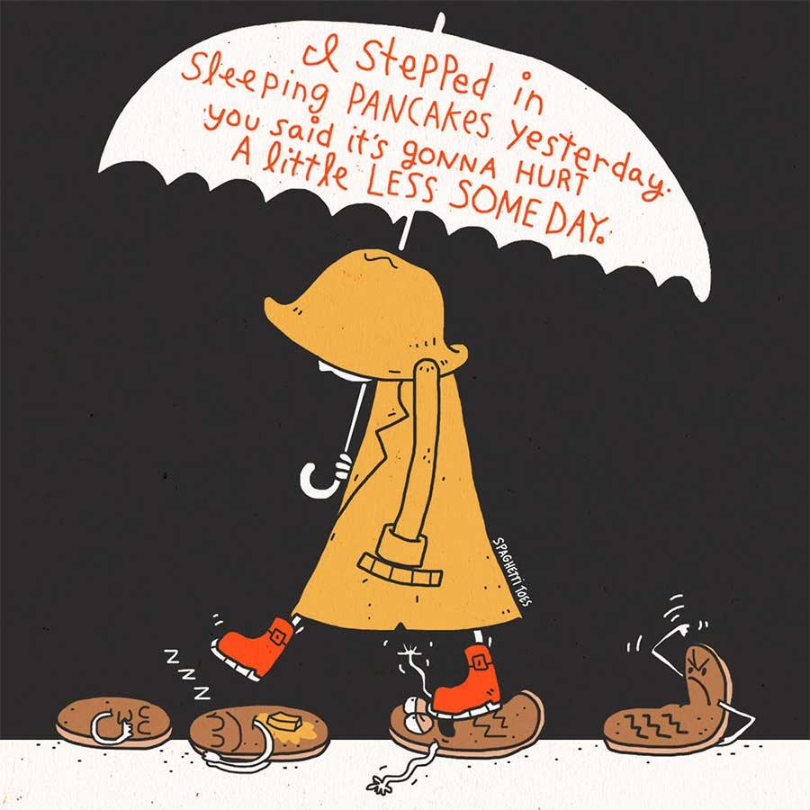 Illustrierte Kleinkind-Aussagen spaghetti-toes_06