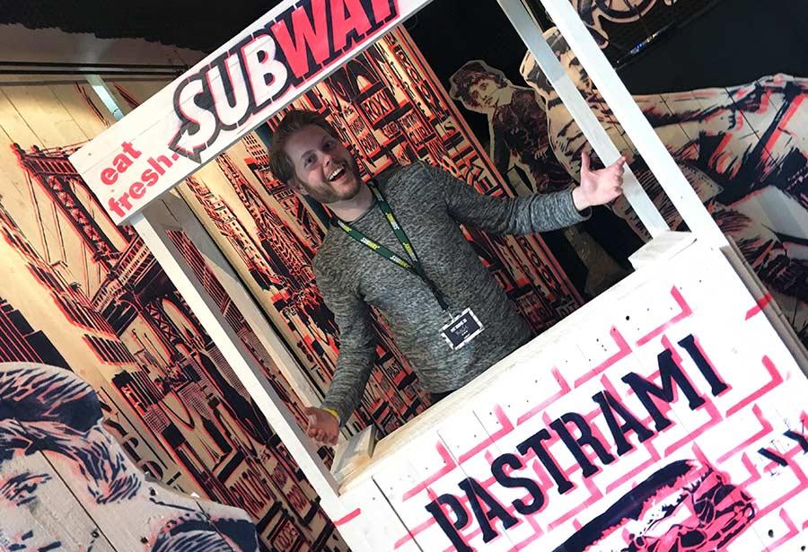 Street- trifft auf Sandwich-Art subway-streetfood-experience_15