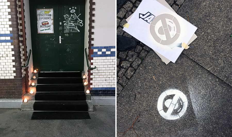 Street- trifft auf Sandwich-Art subway-streetfood-experience_23