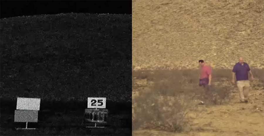 Kamera mit Iso-Wert 5.000.000 macht die Nacht zum Tag