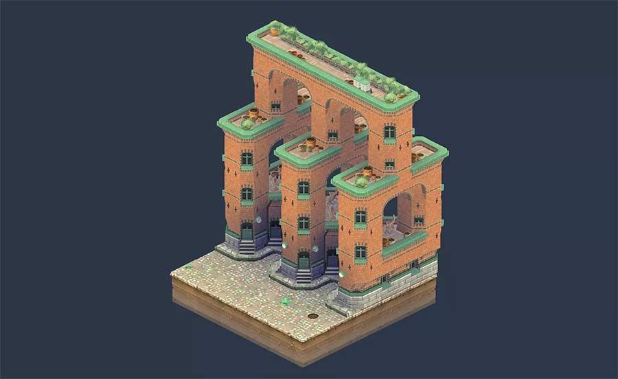 """Baut euren eigenen """"Brick Block"""""""