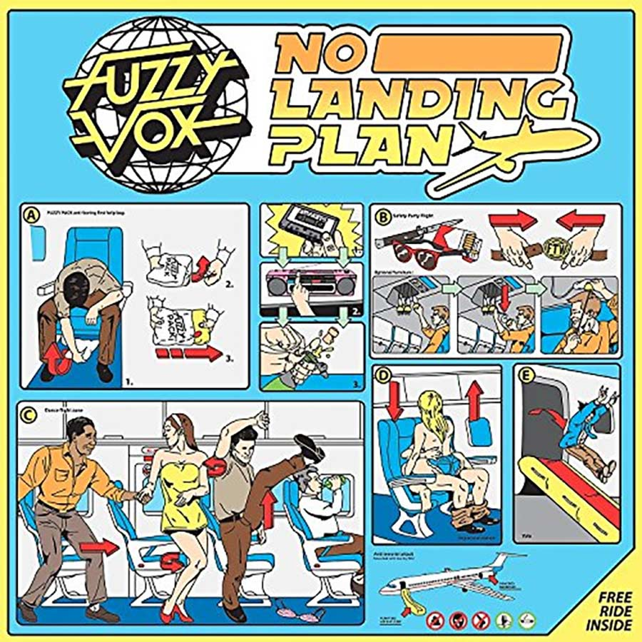 Fuzzy Vox - Told You Before Fuzzy-Vox_No-Landing-Plan
