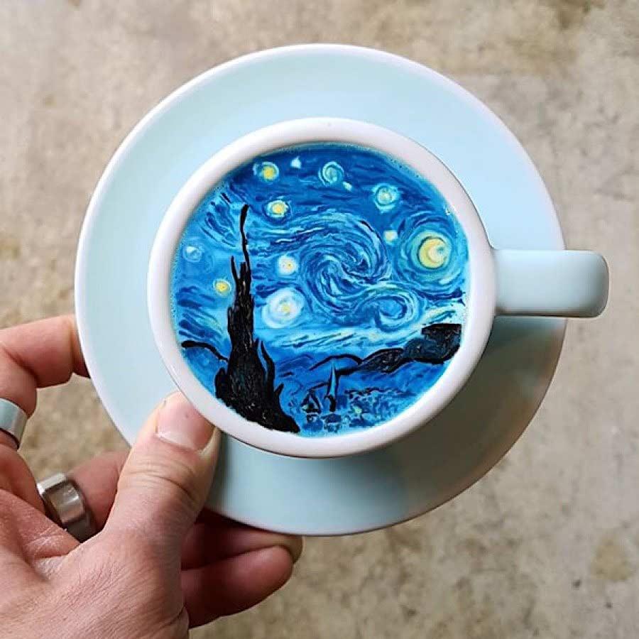 Kaffeekunst von Kangbin Lee Kangbin-Lee-kaffeekunst_02