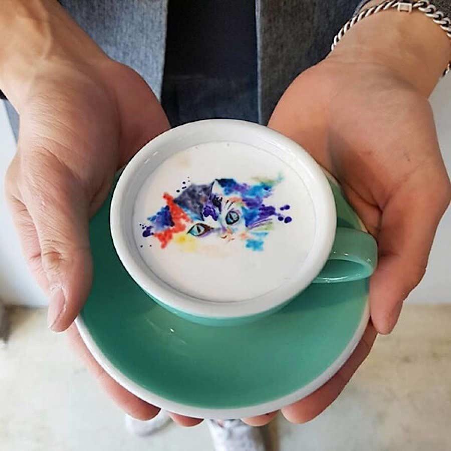 Kaffeekunst von Kangbin Lee Kangbin-Lee-kaffeekunst_03