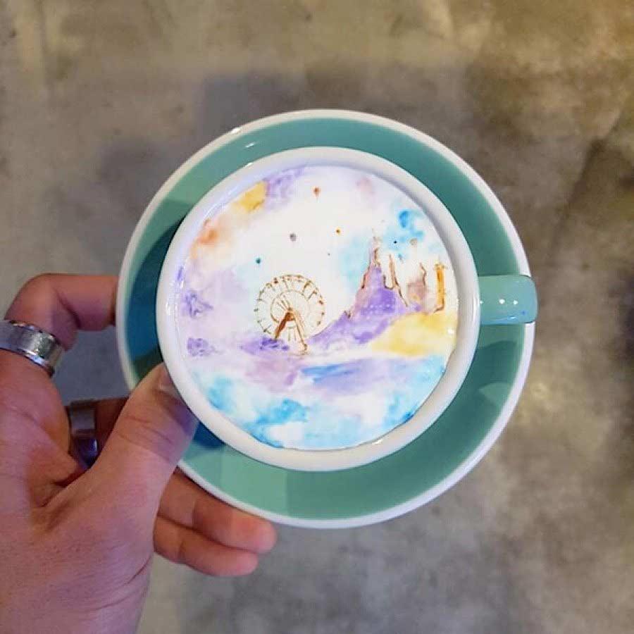 Kaffeekunst von Kangbin Lee Kangbin-Lee-kaffeekunst_07