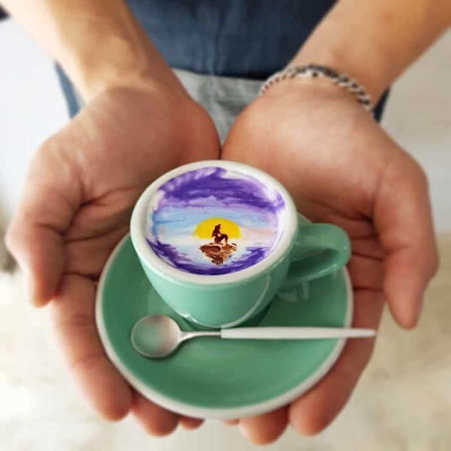 Kaffeekunst von Kangbin Lee Kangbin-Lee-kaffeekunst_09