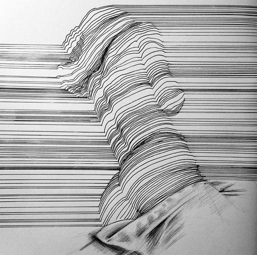 In Form gebrachte Linien Nester-Formentera-lines_03