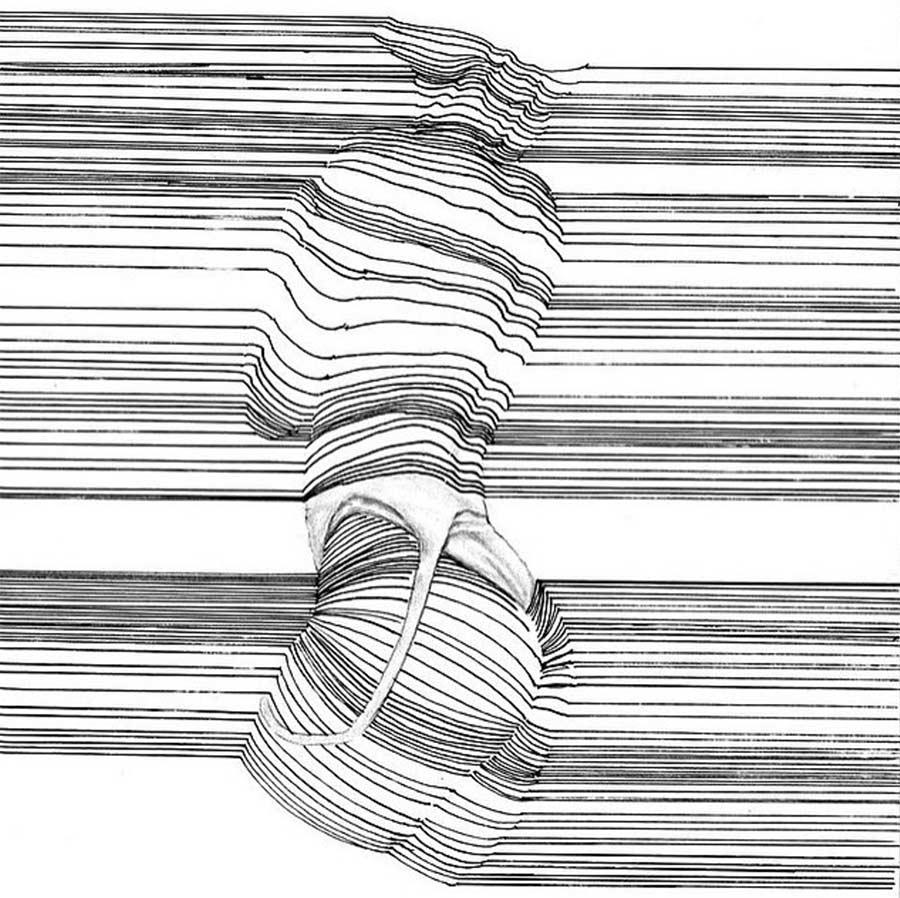 In Form gebrachte Linien Nester-Formentera-lines_05