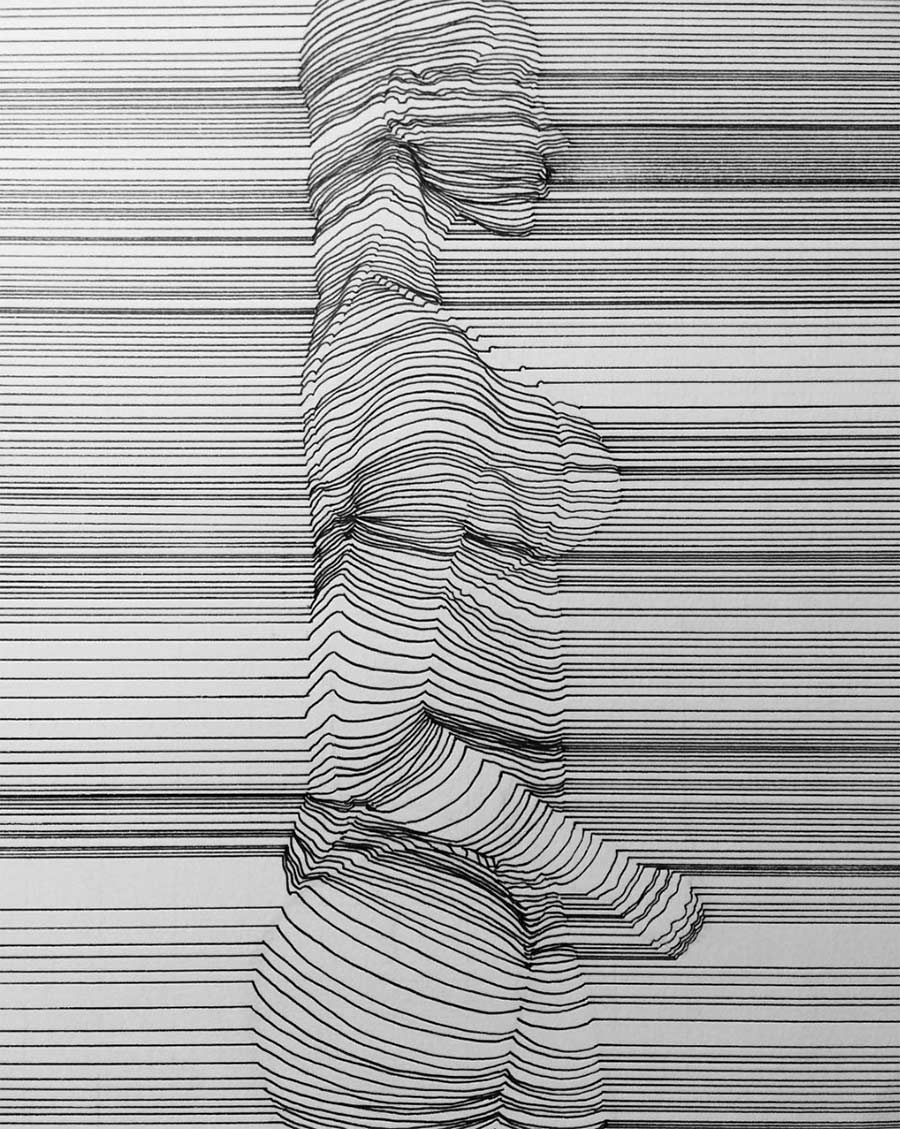 In Form gebrachte Linien Nester-Formentera-lines_06