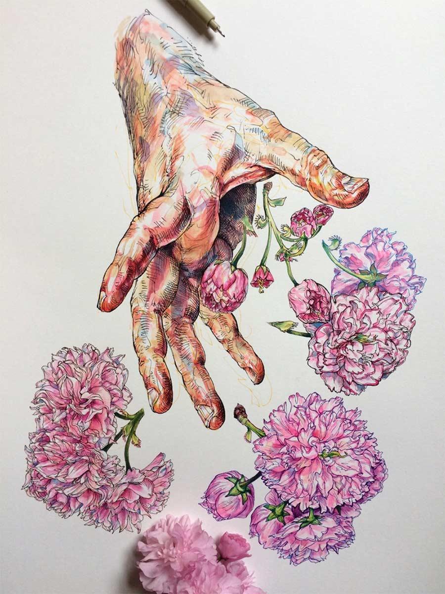 Zeichnungen: Noel Badges Pugh Noel-Badges-Pugh_01