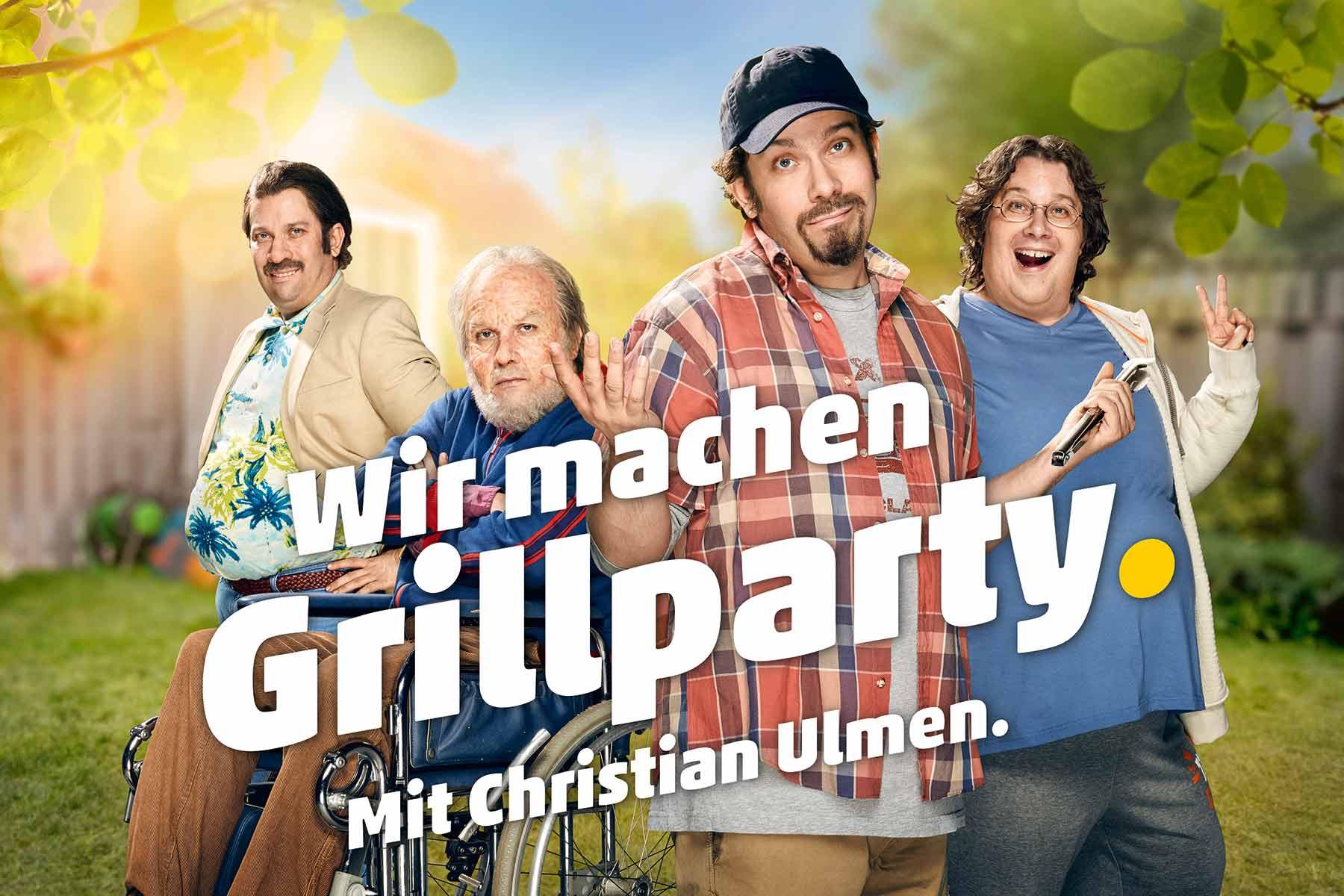 Christian Ulmen erlebt den gleichen Tag immer wieder und wieder