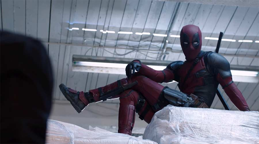 Deadpool Bloopers Gag Reel