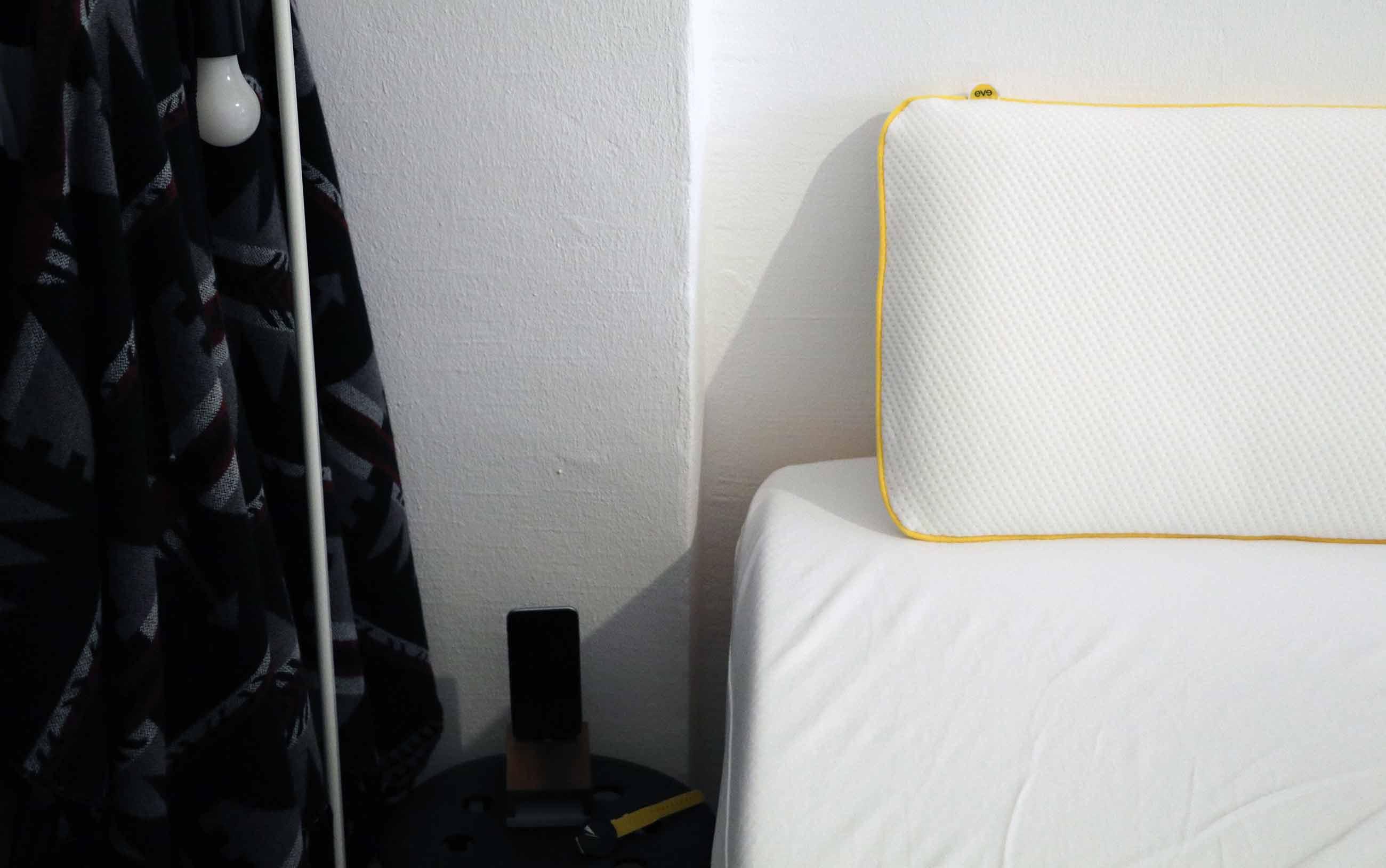 im test die matratze von eve. Black Bedroom Furniture Sets. Home Design Ideas