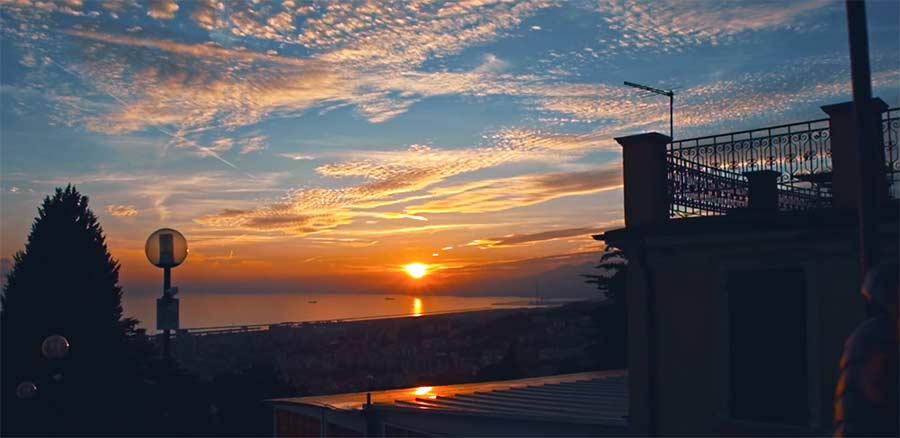 Timelapse-Portrait: Genua genoa-more-than-this