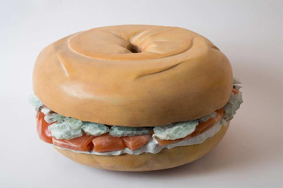 Fast Food aus Stein marble-fast-food-Robin-Atar_05