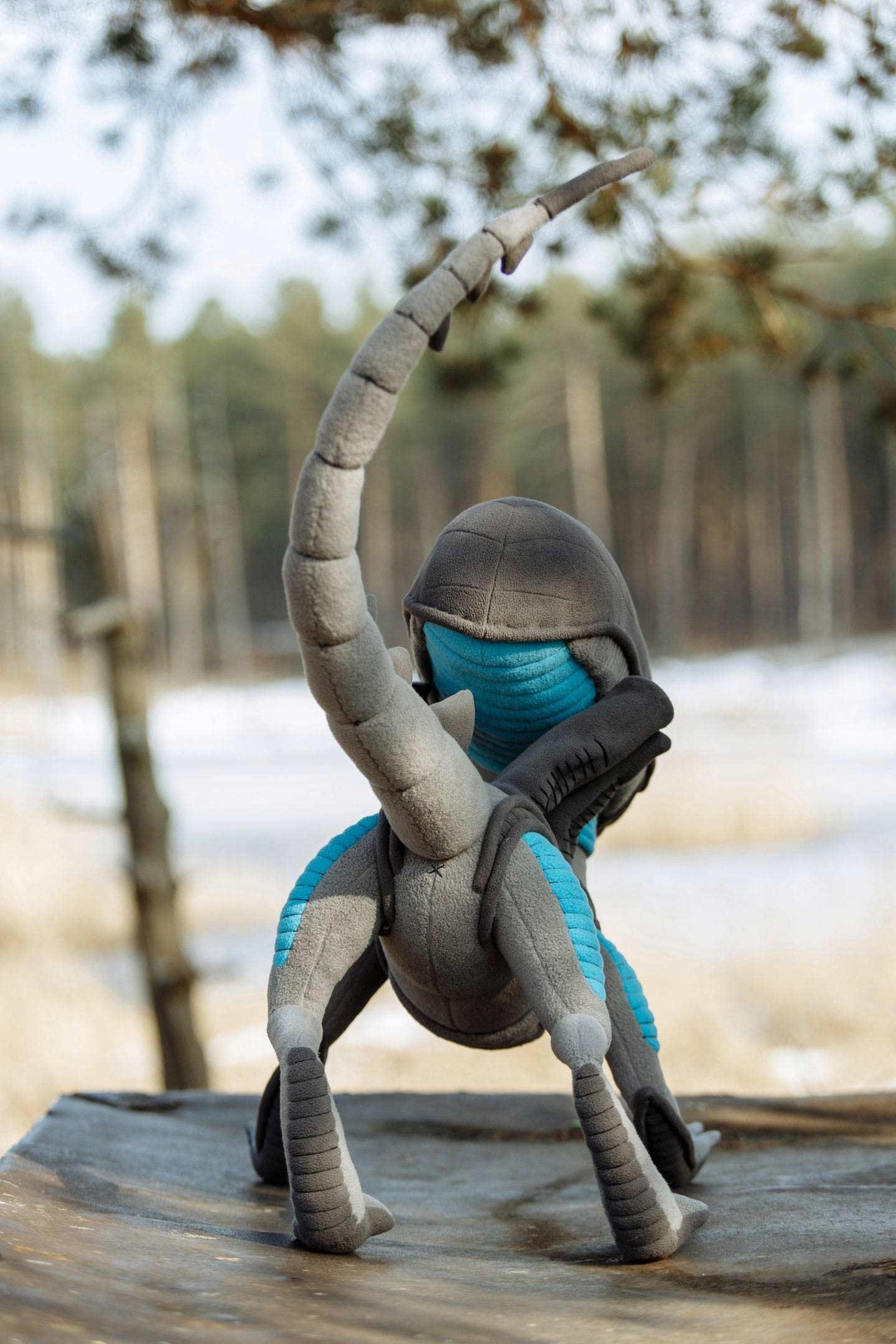 Plüsch-Alien pluesch-alien-xenomorph_03