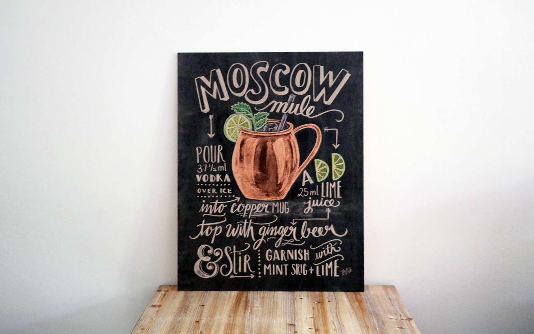 Holzbilddrucke von Posterlounge im Test