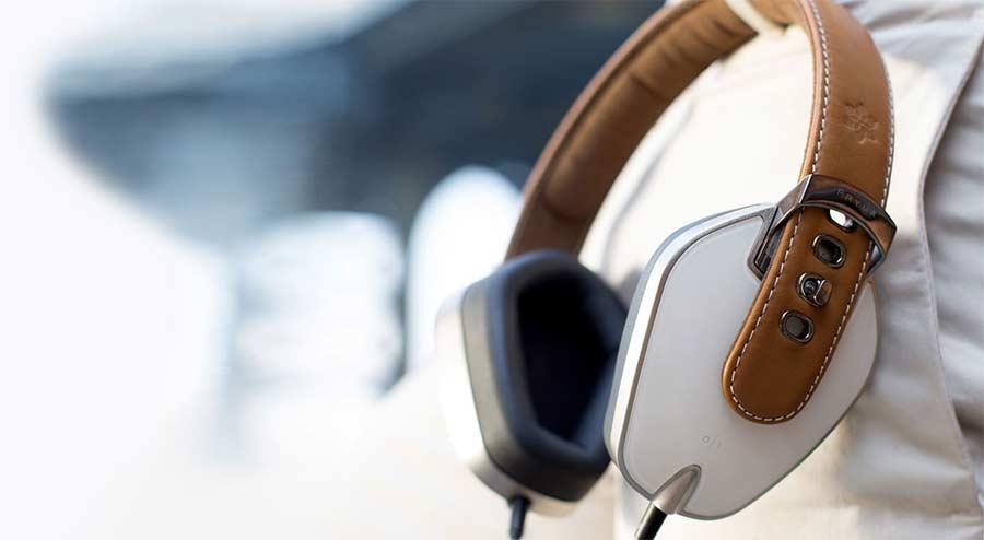 Design-Kopfhörer von PRYMA