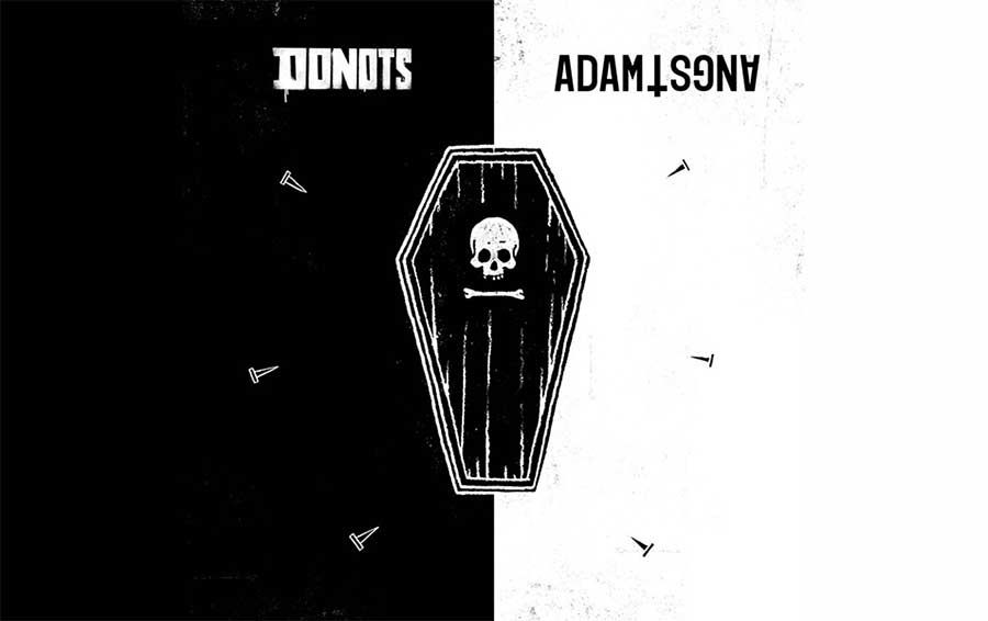Doppel-Single DONOTS & Adam Angst