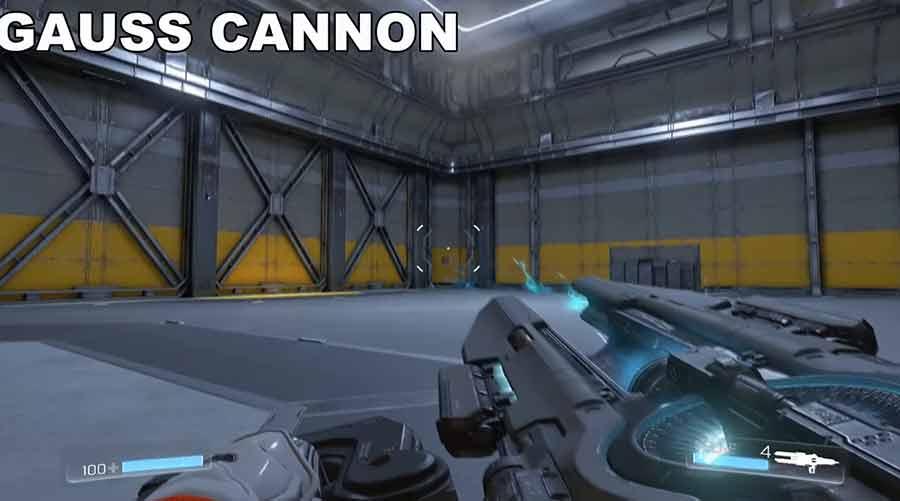 Song aus Sounds von Videospielwaffen video-game-weapons-FPS-remix