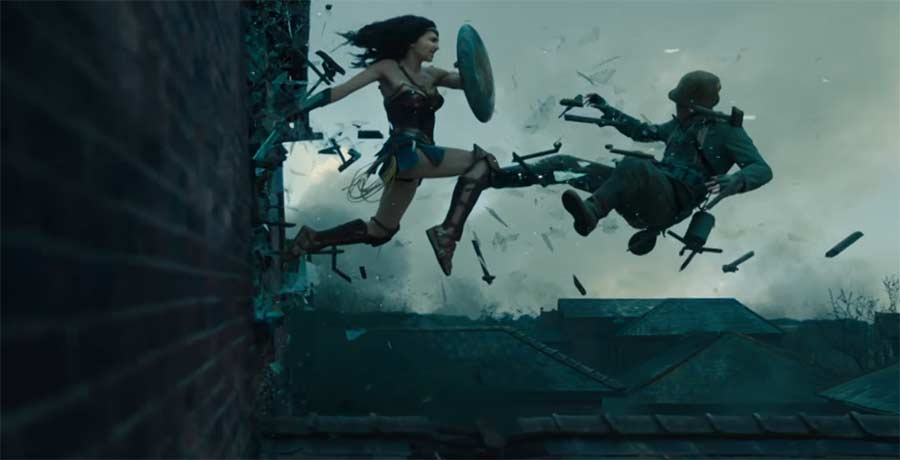 "Finaler ""Wonder Woman""-Trailer"