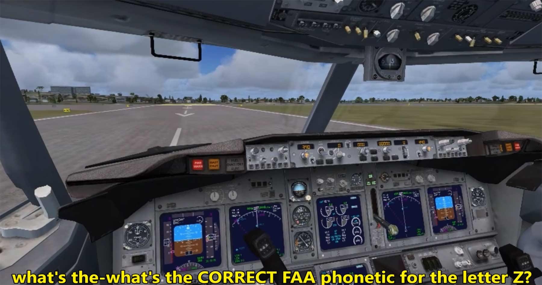 Flugsimulation: Spieler treibt mit seinem Realismusdrang alle in den Wahnsinn Flight-Sim-X-realism