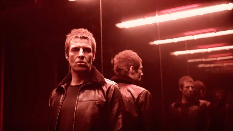 Liam Gallagher – Wall Of Glass