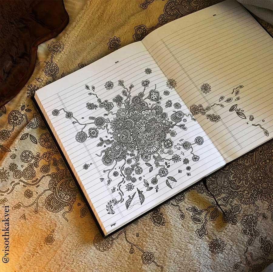 Zeichnungen: Visoth Kakvei Visoth-Kakvei_07